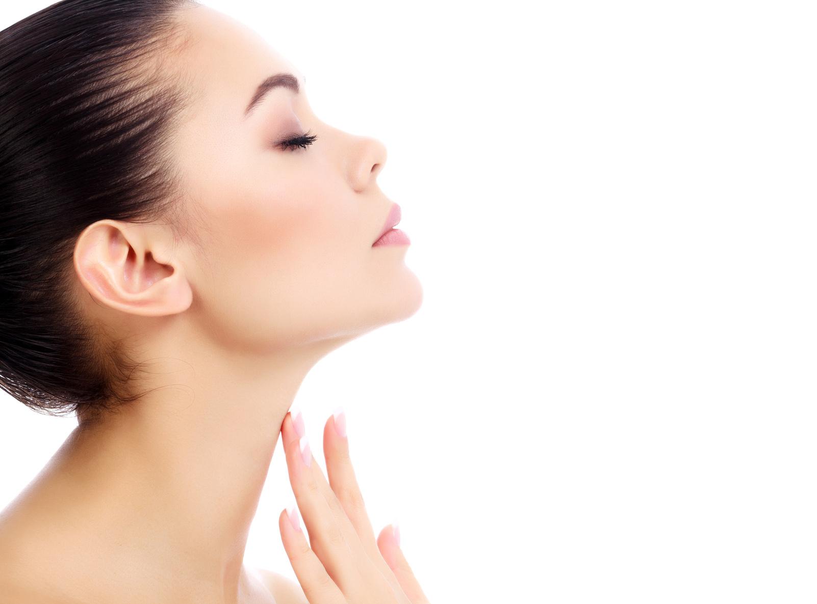 טיפול צוואר ומחשוף