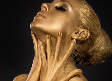 טיפול יופי מלכותי – טיפול זהב  24K
