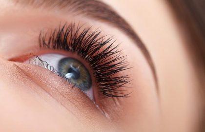 להאיר את העיניים מחדש – סלסול והרמה לריסים