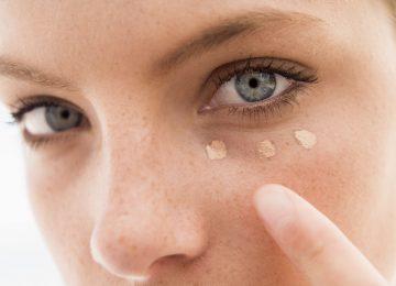 טיפול יופי לעיניים