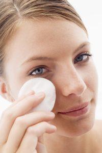 טיפול פנים קוסמטי טבעי