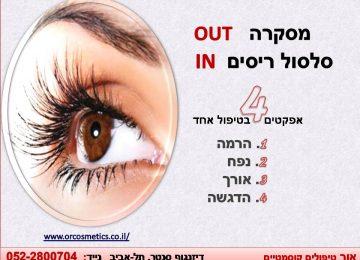 להאיר את העיניים מחדש