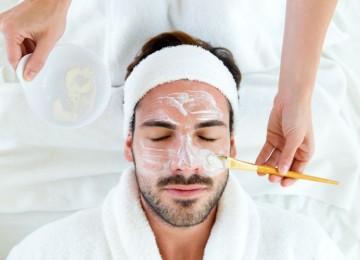 טיפול פנים לגבר מחיר